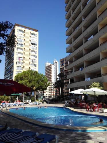 Apartamentos Halley