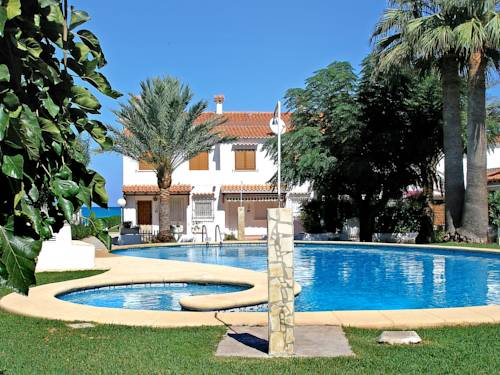 Holiday home Urb Mimosa II Els Poblets