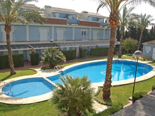 Holiday home Urb Villas alfar Els Poblets