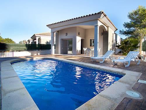 Holiday home Casa Gaviota VII Riumar