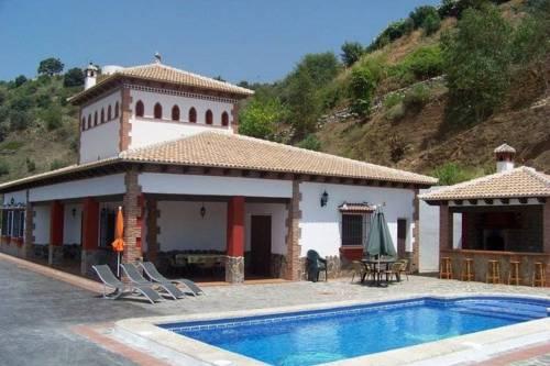 Holiday Home Alejandro Sayalonga