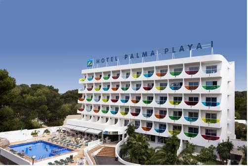 Hotel Palma Playa-Los Cactus
