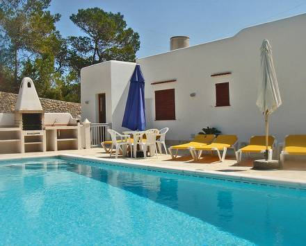 Holiday home Can Pep Jaume Sant Carles Peralta