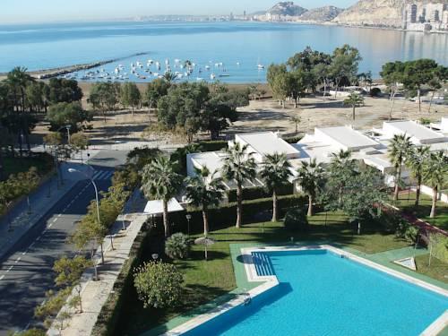 Apartment Residencial Puerto Romano Alicante