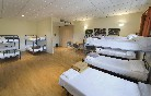 Habitación múltiple con baño compartido, ideal para familias y grupos