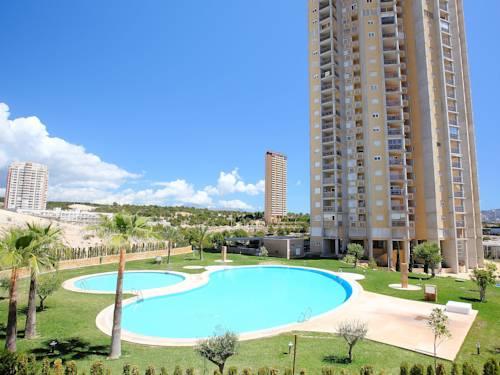 Apartment Sol De Poniente I Benidorm