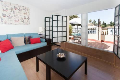 Apartamentos Plaza de Santa Cruz