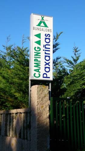 Camping Paxariñas Bungalow Park