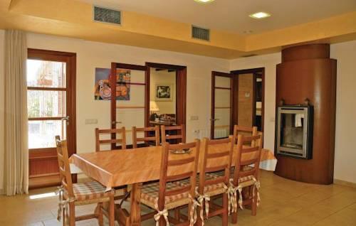 Holiday home Poligono 2  Parc.