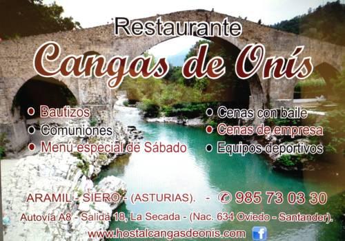 Hostal Cangas De Onis