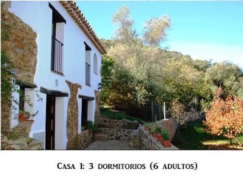 Las Casas Rurales de Corterrangel