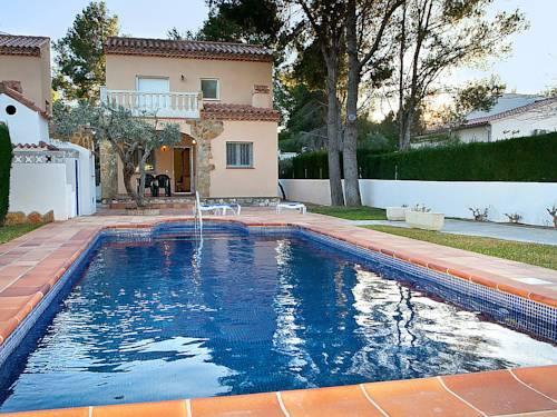 Holiday home Urb Les Tres Cales XV L´Ametlla de Mar