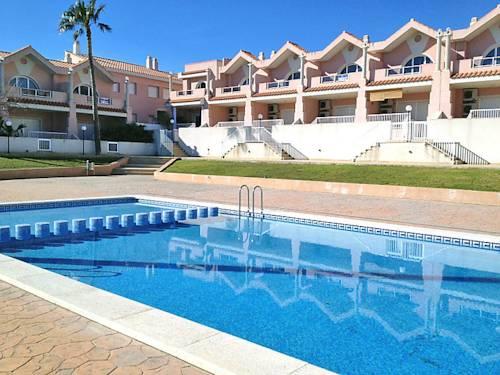 Holiday home Casa Alcanar Alcanar Playa