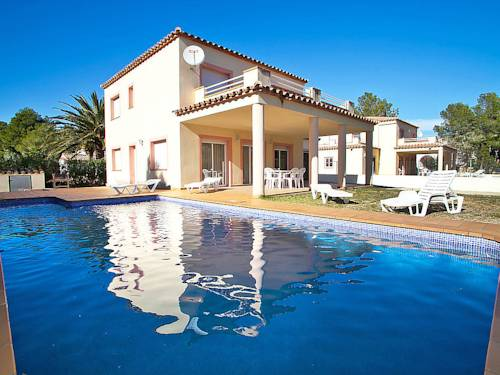 Holiday home Urb Las Tres Cales IV L´Ametlla de Mar