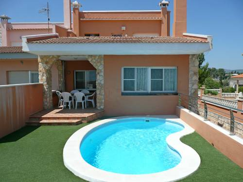 Holiday home Casa Neus L´Ampolla