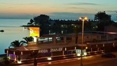 Area Sunset