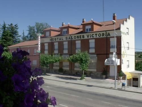 Hostal Salones Victoria