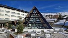 Aqua Modern Italian Brasserie - Hotel Sol y Nieve