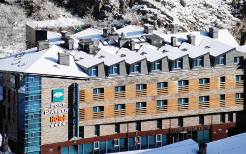 Hotel Font D´Argent Canillo