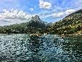 Lago embarcadero suscalar