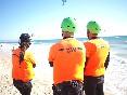 group lessons kitesurf