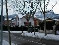 La villa en invierno