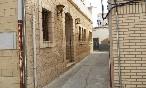 Calle de entrada a la casa