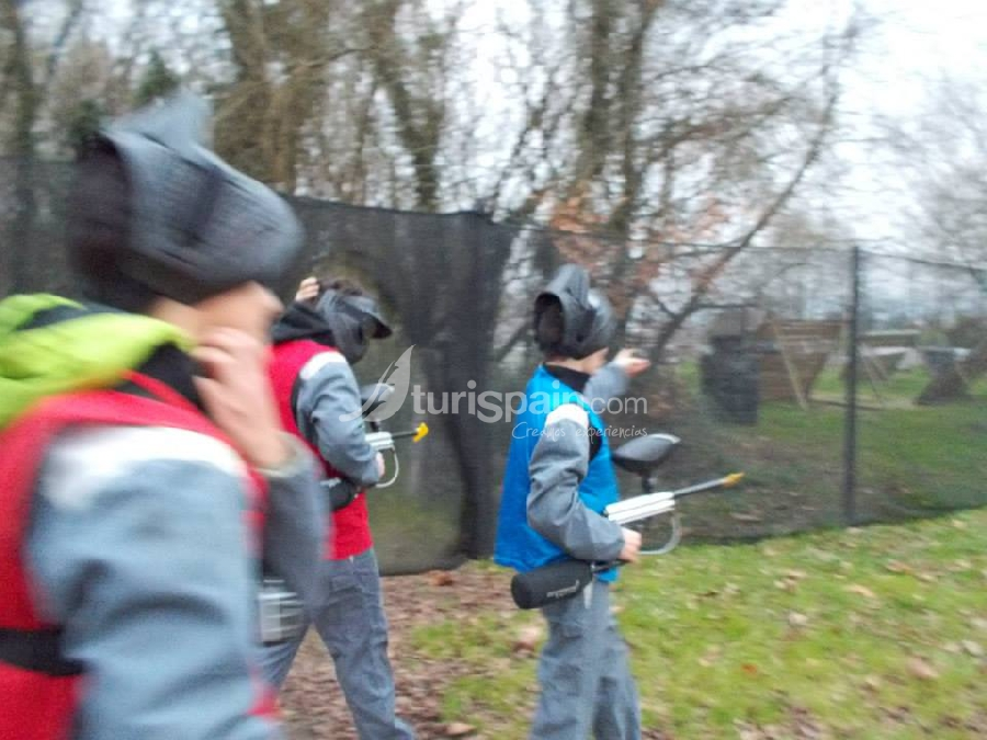 Paintball foto 1
