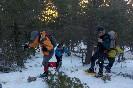 Espadán-aventuras-raquetas-de-nieve