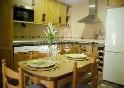 cocina equipada Apartamento Águila