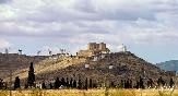 Consuegra, castillo y molinos