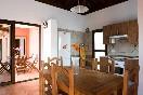 Mesa para comer en cocina villa don rodrigo