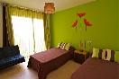 Dos camas apartamento el cotillo