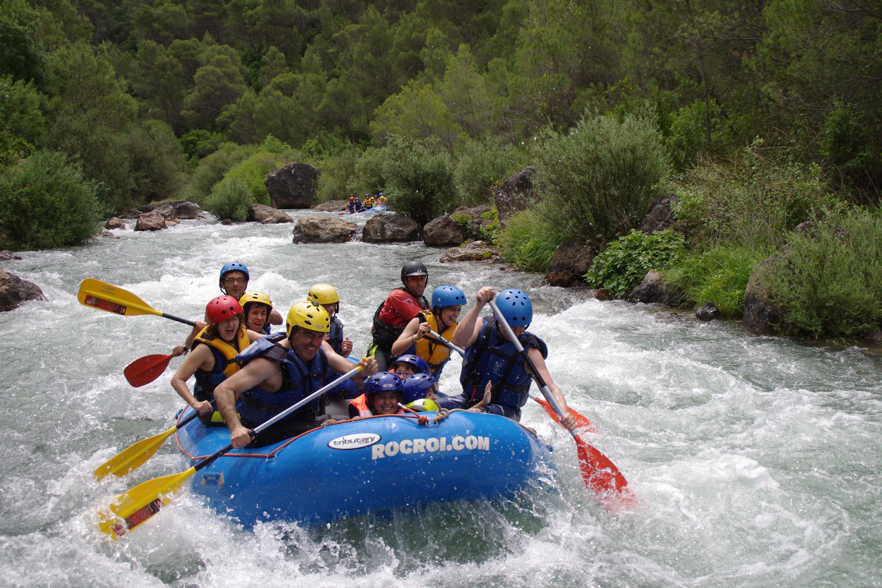 Imagen de Pedro Cañadas y Carlos Ortega que es propietario de Aventura2 Jaén
