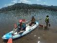 Una mañana disfrutando del kayak