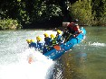Rafting salto