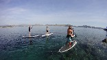 Paddle surf_mallorca kiteboarding