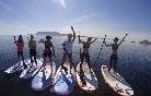 Paddle surf excursión
