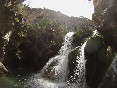 Salto al algua barranquismo