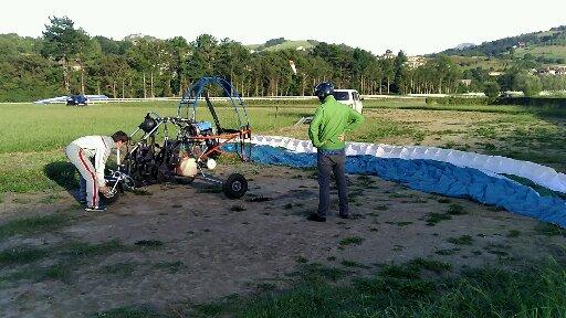 Imagen de Paramotornavarra,                                         propietario de Paramotor Navarra