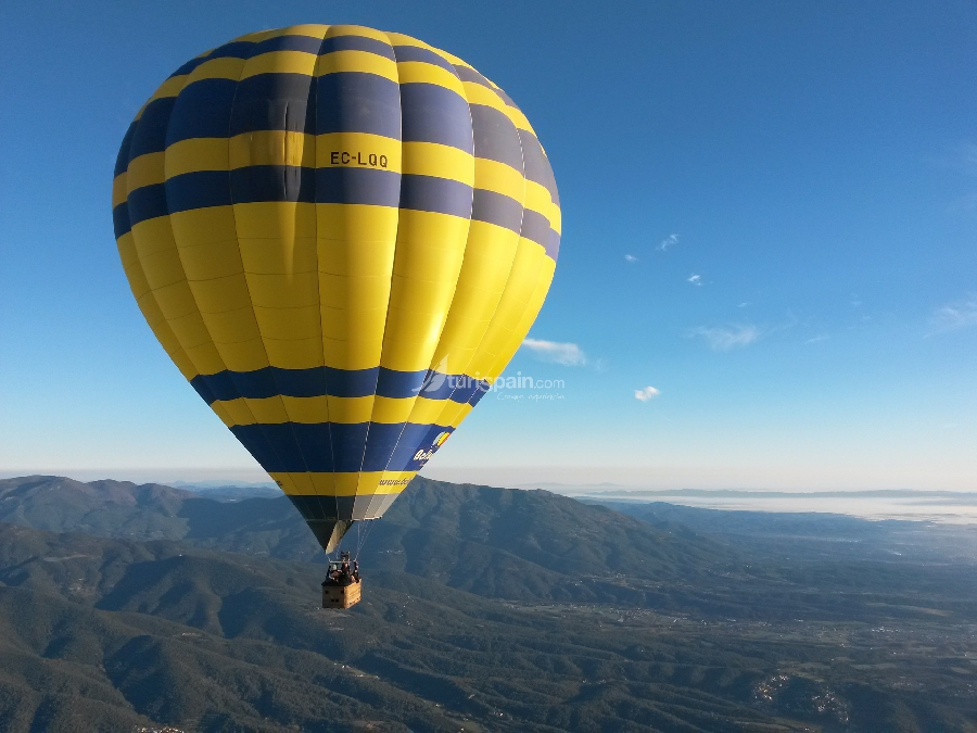 Ballooning-barcelona