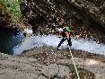 Canyoning proyecto akua - bco de furco