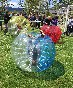 Bubble soccer aventuras entre amigos