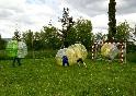 Bubble soccer campo