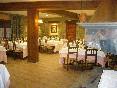 Restaurante, salón acogedor