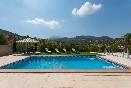 Casa del Olivar piscina