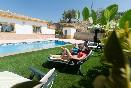 Casa del Olivar, la piscina