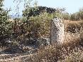 Señalización romana de la Via de la Plata
