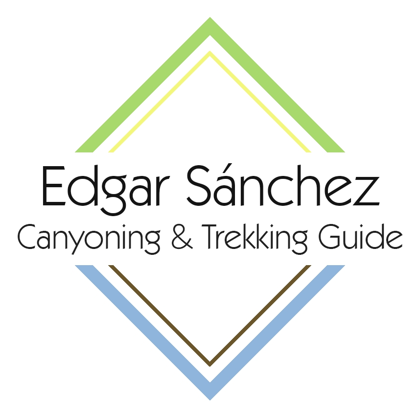Imagen de Edgar Sánchez,                                         propietario de Edgar Sánchez Canyoning & Trekking Guide