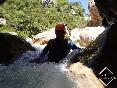 Barranquismo sierra de guara edgar sanchez canyoning guide guia-de barrancos